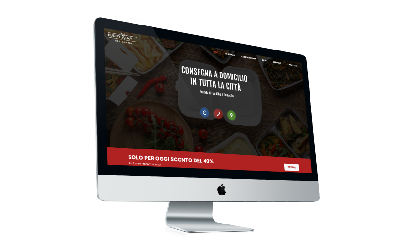 Sito Food Delivery